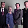 Left to Right---Randy Nobles-Pres., Kathleen Combs-1st Vice, Don Smith 2nd vice, Tim Womack Sec, Rebecca Cross-Not Pic. Kevin green