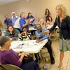 Texas state Sen. Wendy Davis